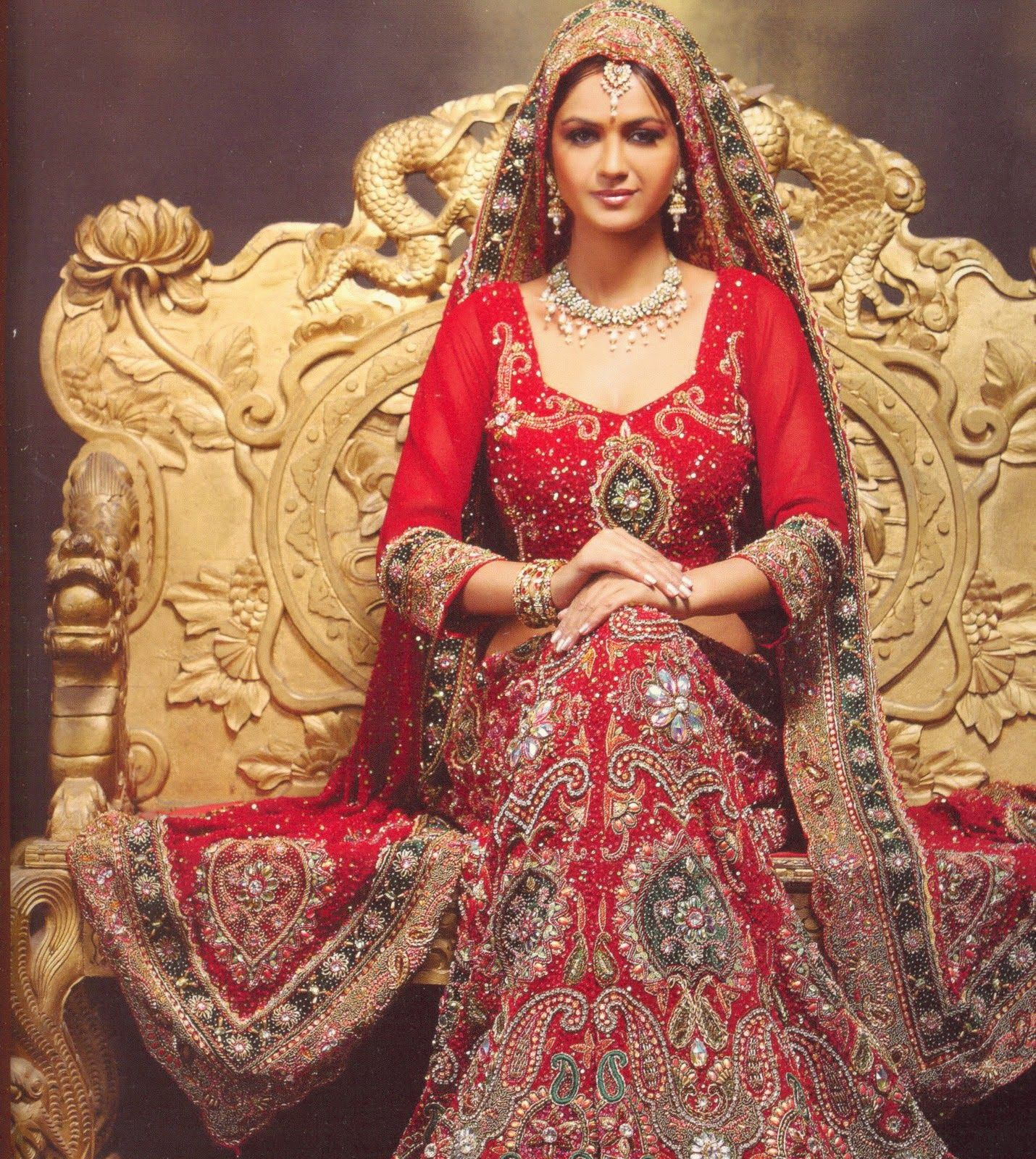 indian marriage dresses | India~<3 | Pinterest | Marriage dress ...
