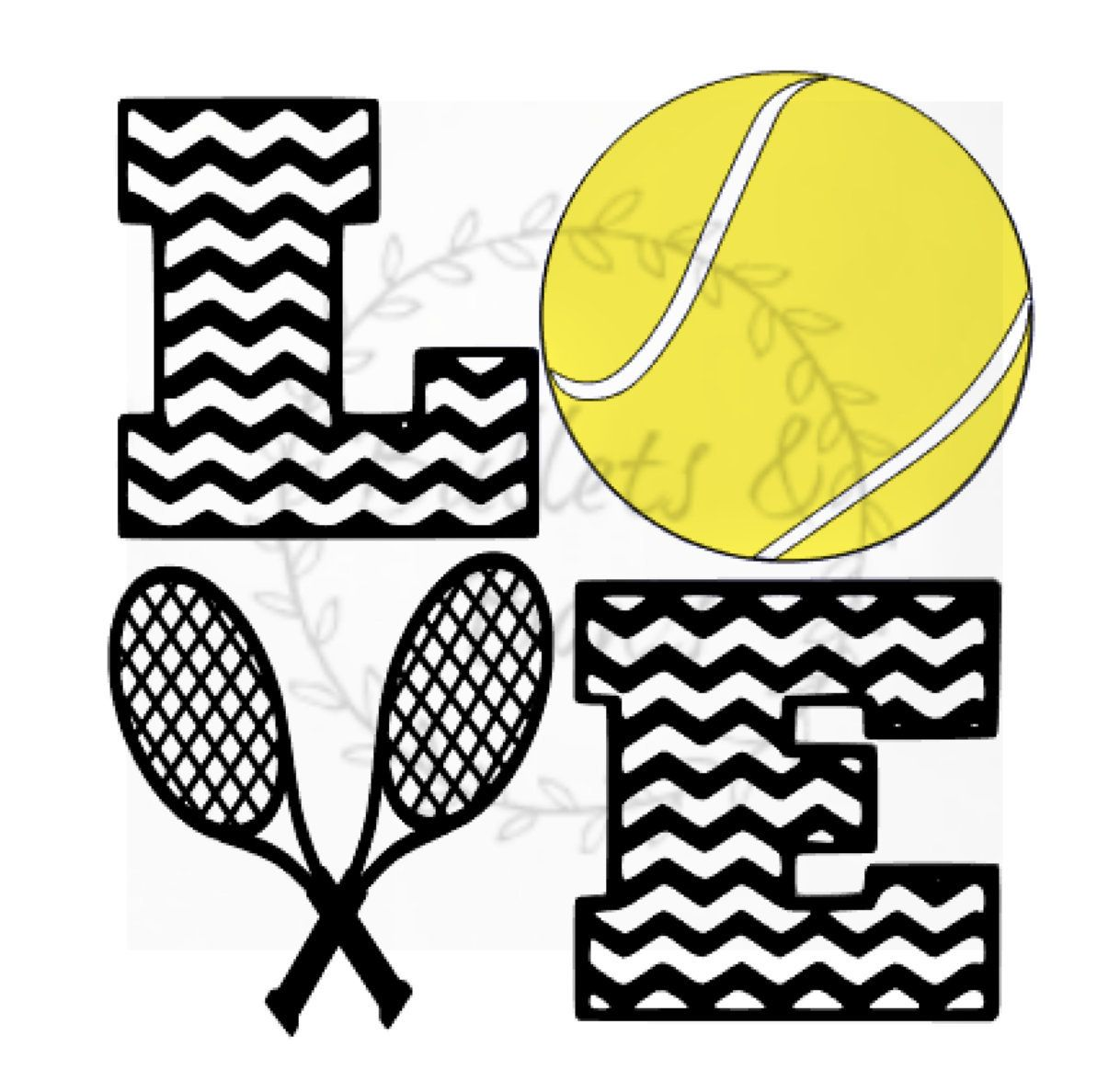 Download Tennis Love Svg | Svg, Things to sell, Make and sell