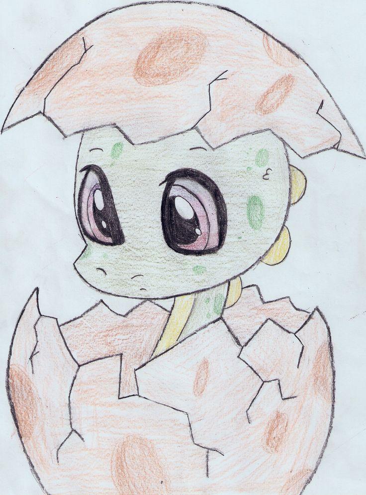 Cute Drawings Dr. Odd Cute easy animal drawings