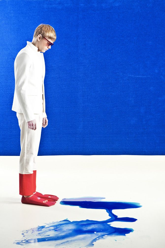 HOCKNEY/i-D online — Romain Sellier