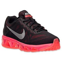 <p>The latest iteration of the Nike Tailwind Running Shoe takes the cushioned comfort and good looks to the next level. With multiple windows that show off the Nike Air cushioning inside, the Nike Tailwind 7 is a stylized runner that offers the support and plush feel you need, mile after mile.</p><p>Made to be lightweight, yet sturdy enough to handle your tough training, the Tailwind 7 has a synthetic and mesh upper for maximum breathability. Engineered foam cradles the foot and works with…