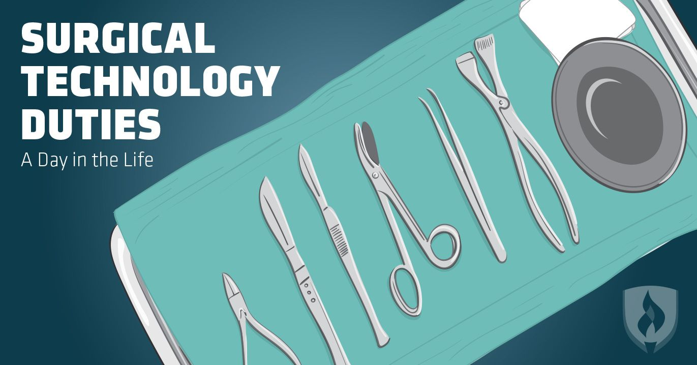 What does a Surgical Technologist actually do? Read on to
