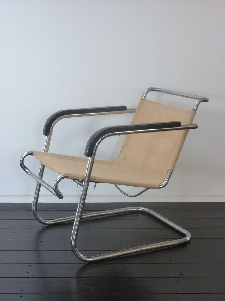 Bauhaus Look Stoelen.Marcel Breuer Metz And Co Google Search Meubels Stoelen