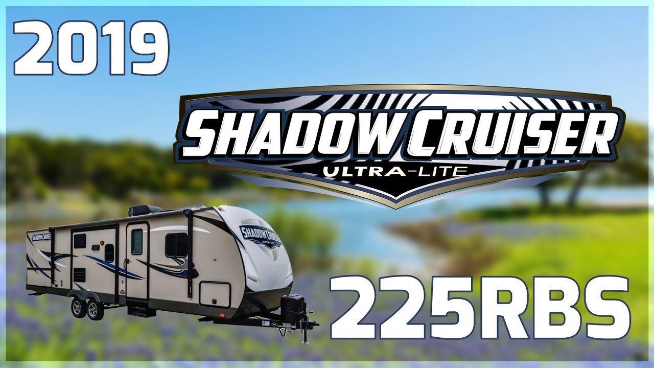 2019 Cruiser Shadow Cruiser 225rbs Travel Trailer For Sale All