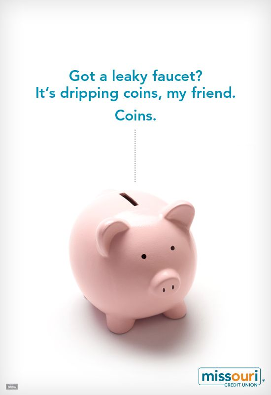 Day 22 Got a leaky faucet? It's dripping coins my friend