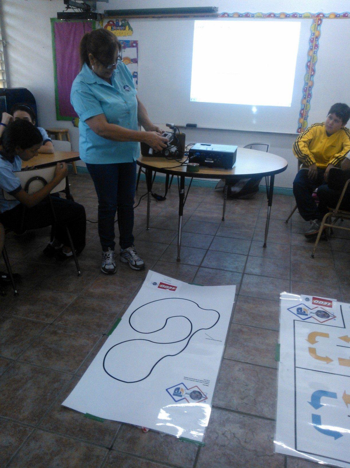 Taller de Techno Inventors en la Escuela Dr. Antonio Pedreira