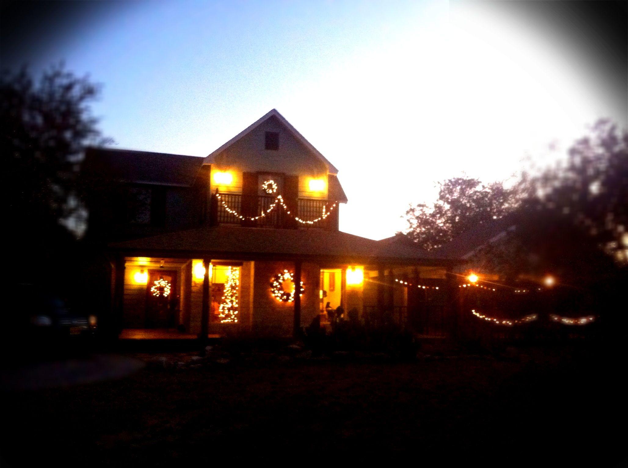 Christmas in Lago Vista