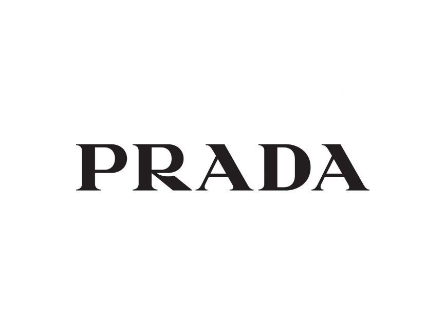 prada logo logo pinterest logos rh pinterest com  prada logo font type