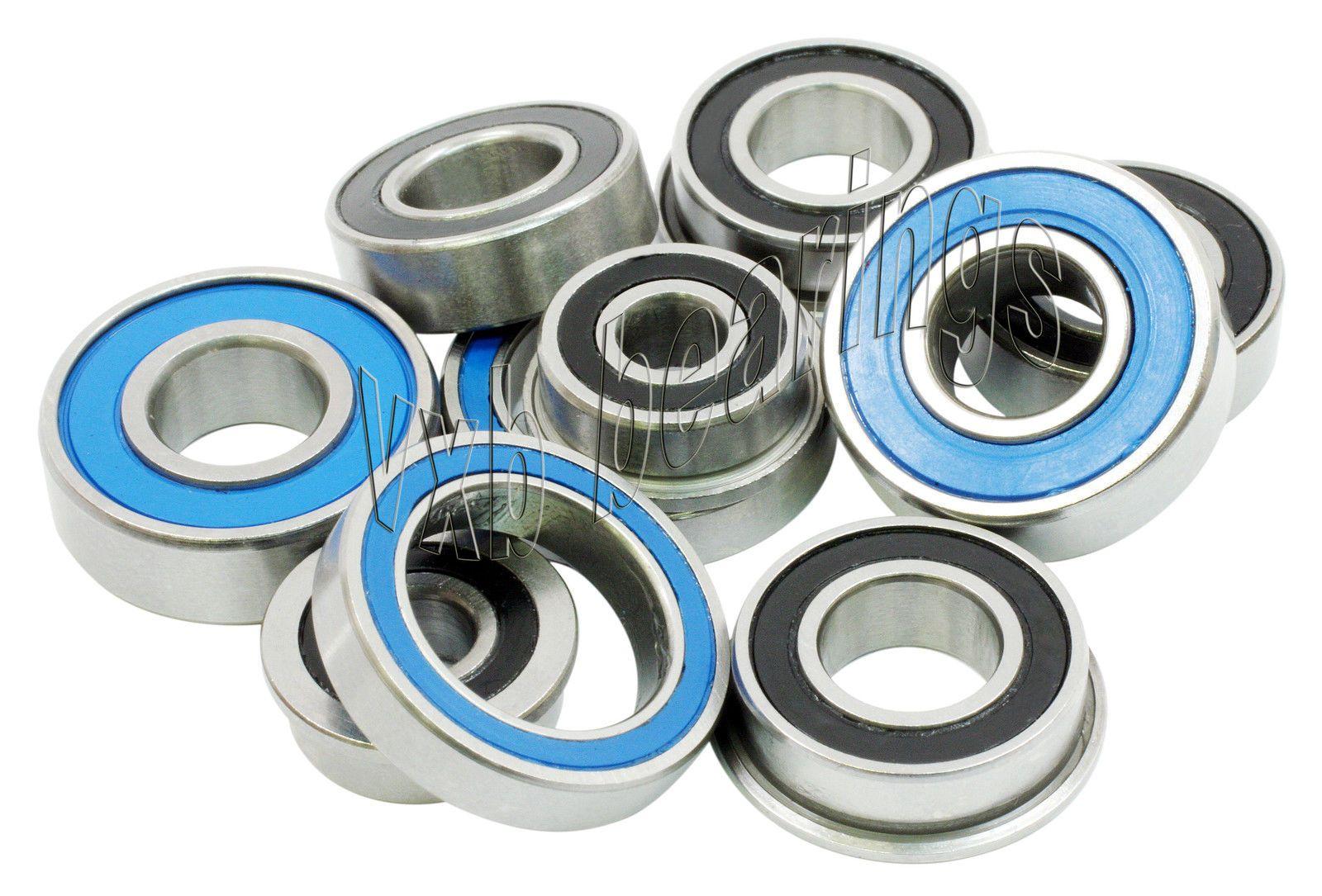Tamiya Hornet 1//10 Electric Off-rd Bearing set Quality Ball Bearings