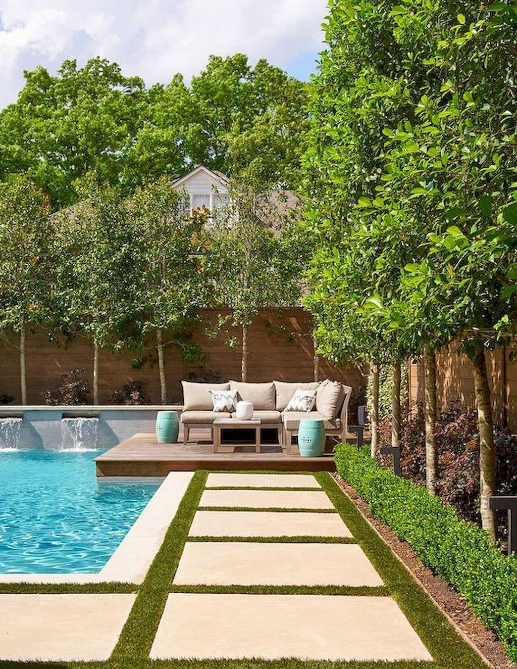 Pin by sati sharon on home decor in 2019 backyard pool - Backyard pool ideas on a budget ...