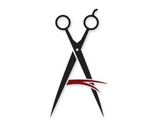 Scissors Free Vector Icons Designed By Freepik Hair Salon Logos Hair Shears Scissors Logo