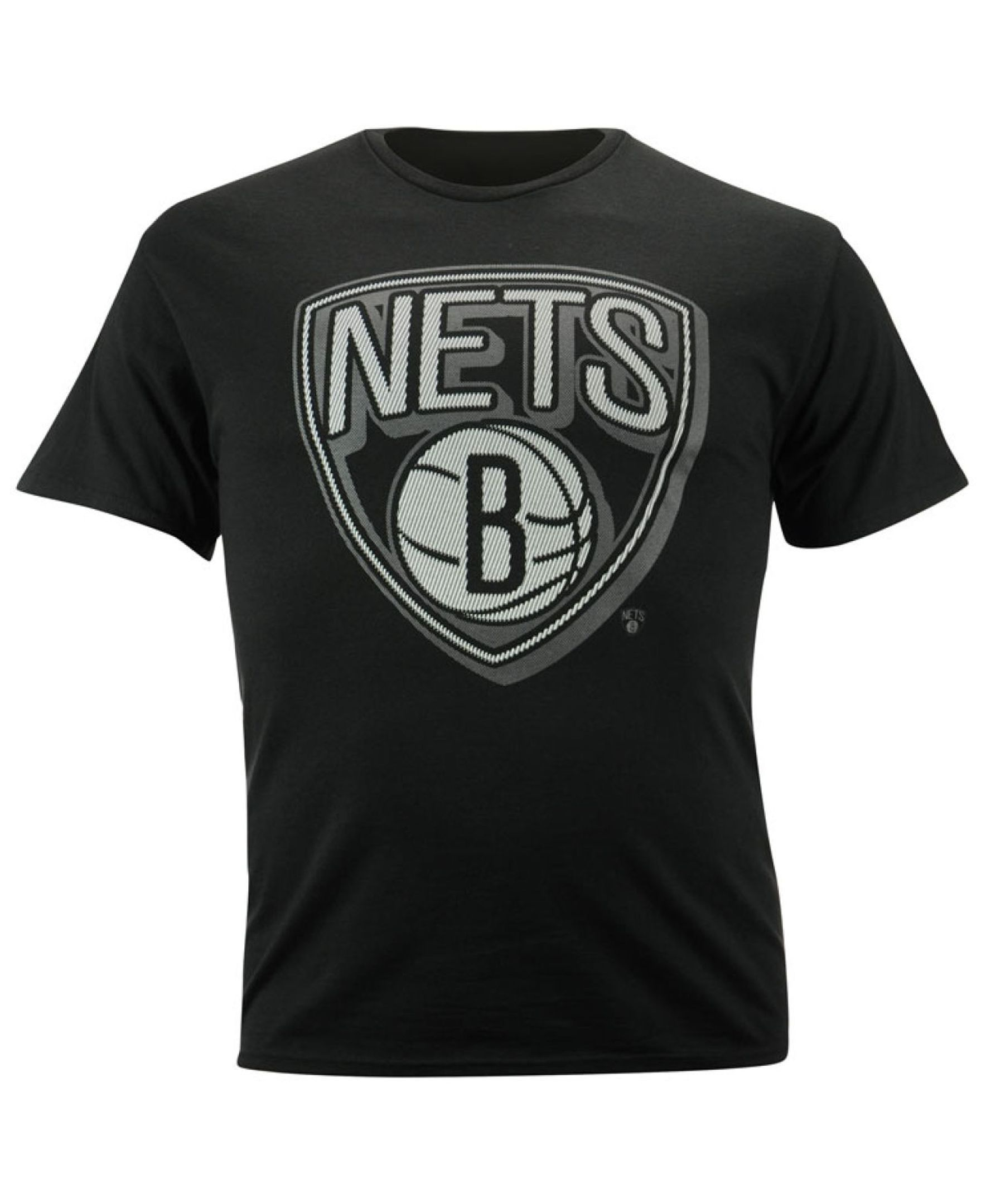 Unk Men's Brooklyn Nets Blurred Lines TShirt Shirts