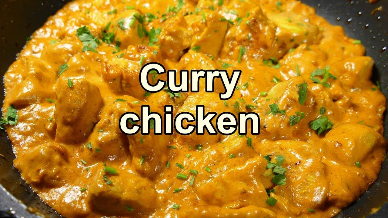 Tasty curry chicken easy food recipes for dinner to make at home tasty curry chicken easy food recipes for dinner to make at home cooking videos forumfinder Gallery