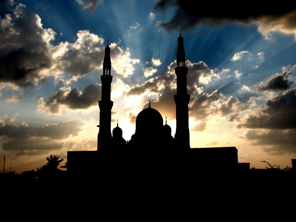 Islamic Mosque Wallpaper Hd In Sunset What Is Islam Islam Islamic Information