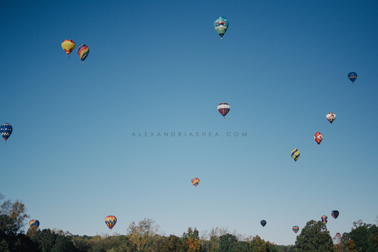 """""""Fly Away With Me"""" Hot Air Balloon Festival"""