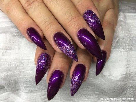 Nageldesign spitz 2017 | treat yourself | Nails, Stiletto ...