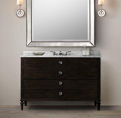 Maison Extra Wide vanity- RH