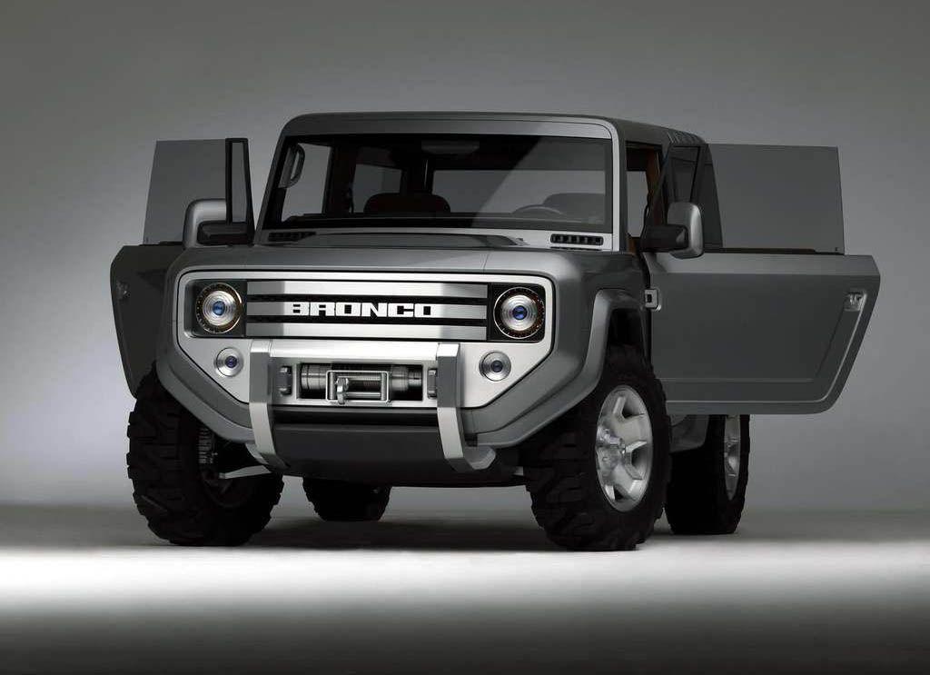 2018 Ford Bronco Interior Concept Price Http Newautocarhq