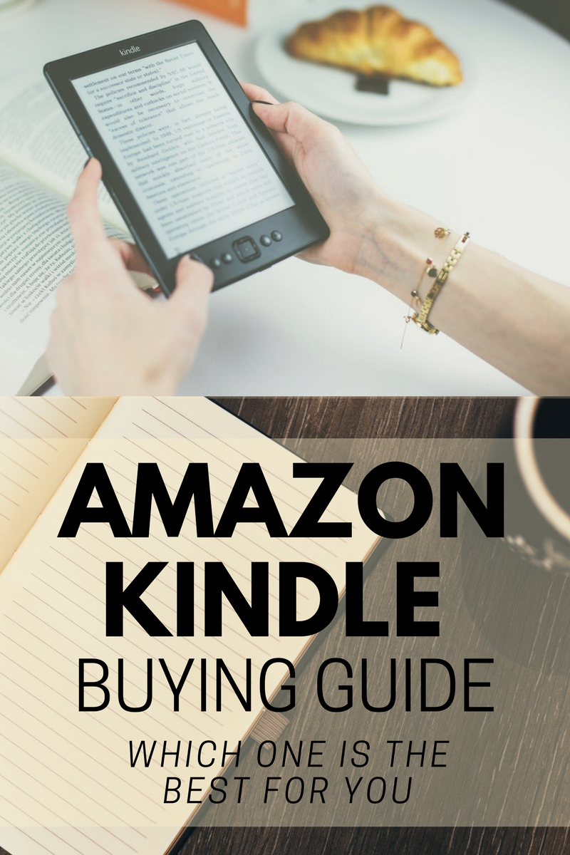 Best Kindle To Buy: Which is the best ebook reader