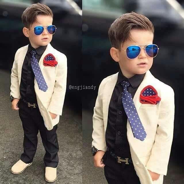 6486b8447 Saco moda para niño