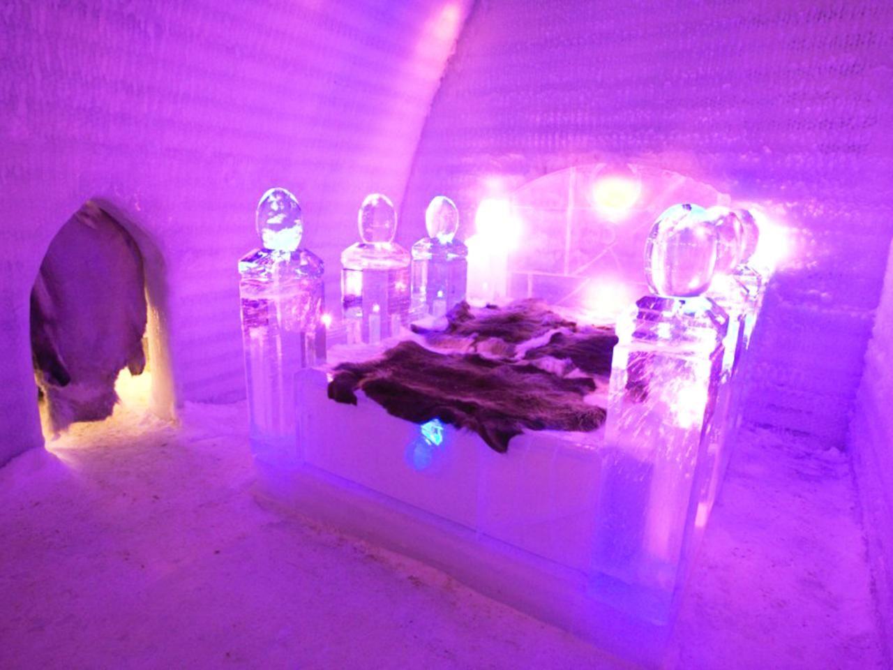 Aurora Ice Museum Alaska World S Coolest Hotels Travelchannel