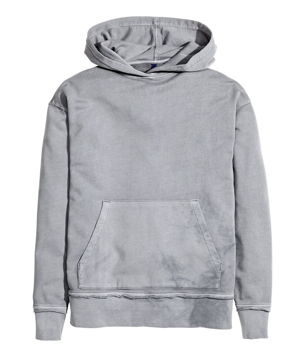 ff51ccde09 Hooded Sweatshirt | H&M Divided Guys | H&M MAN DIVIDED | Mens ...