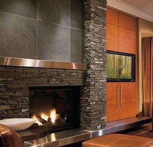 Asymmetrical Fireplace Wall Google Search Fireplace