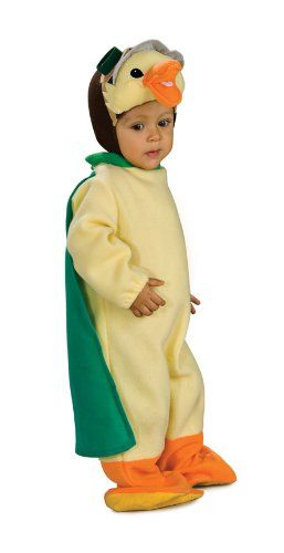 Wonder Pets Bunting And Headpiece Costume Mingming Duckling Mingming Print 09 Months Halloween Costumes For Kids