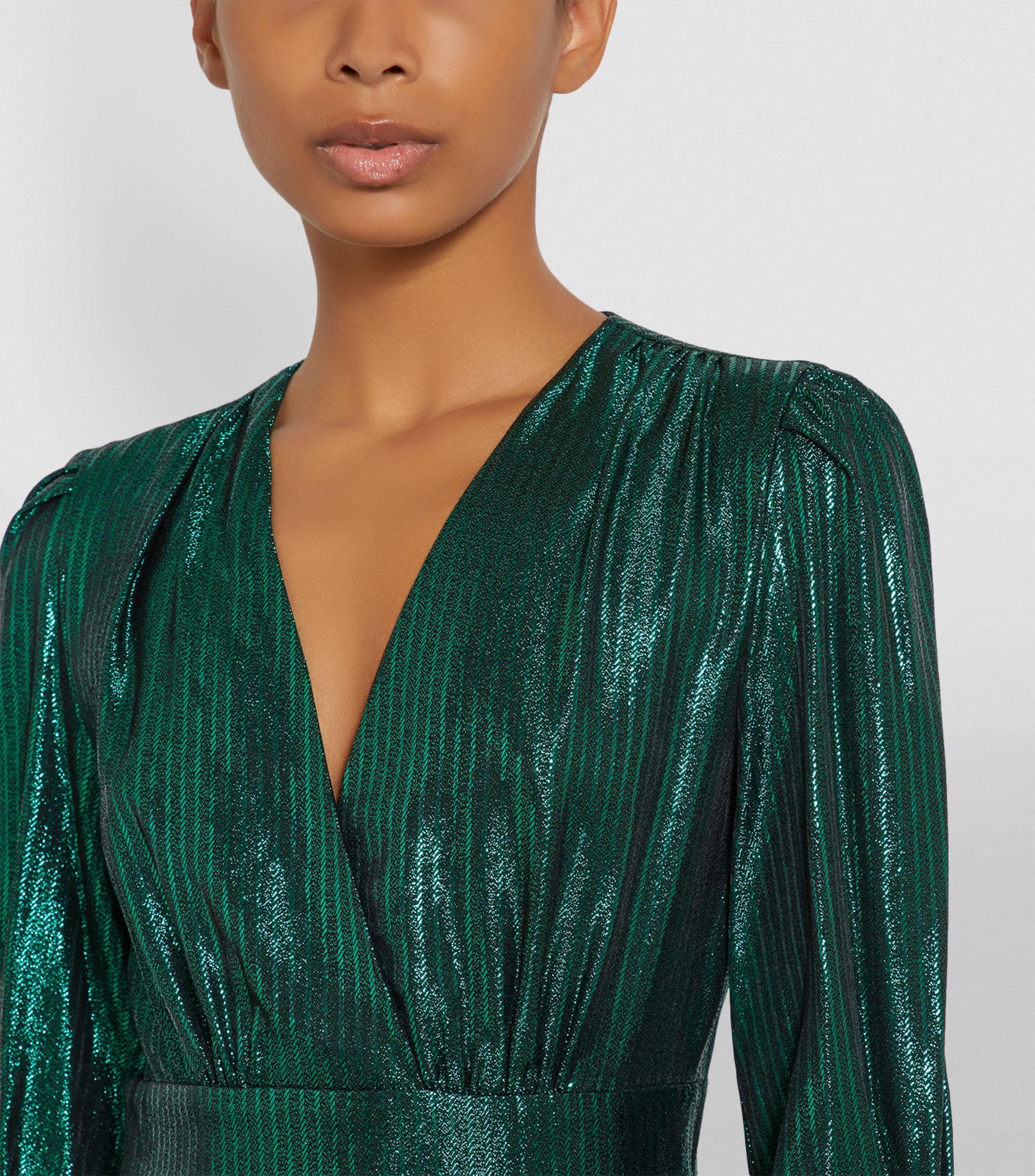 Maje Green Metallic Ruffle Dress Ad Affiliate Green Maje Metallic Dress Ruffle Ruffle Dress Maje Dress Dresses [ 2328 x 2048 Pixel ]