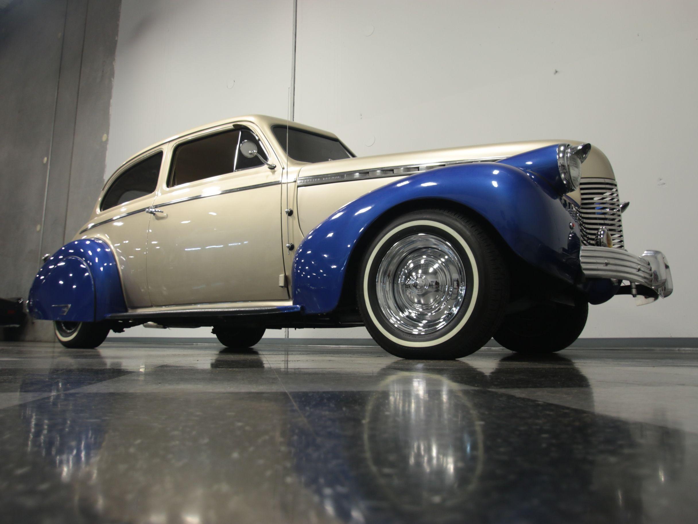 1940 Chevrolet Sedan | Streetside Classics - The Nation\'s Top ...