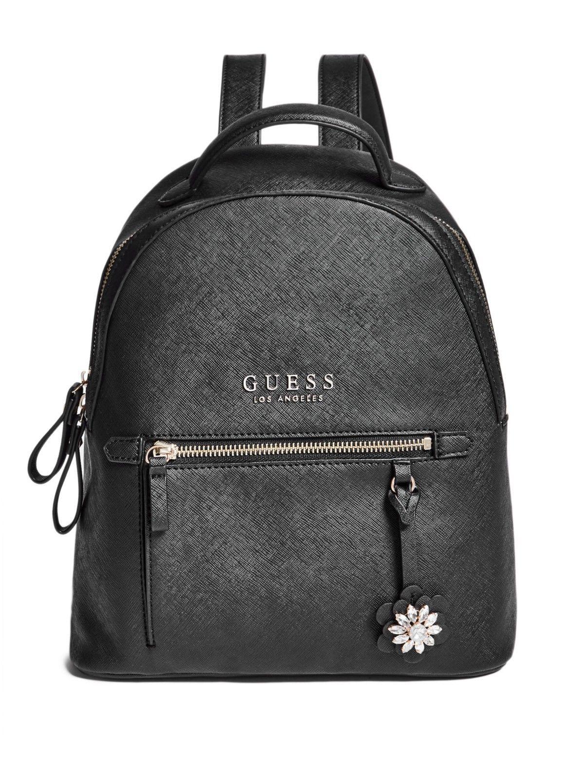 GUESS Factory Women s Monty Logo Backpack  41.99  guess  handbag ... ca09bf41cad31