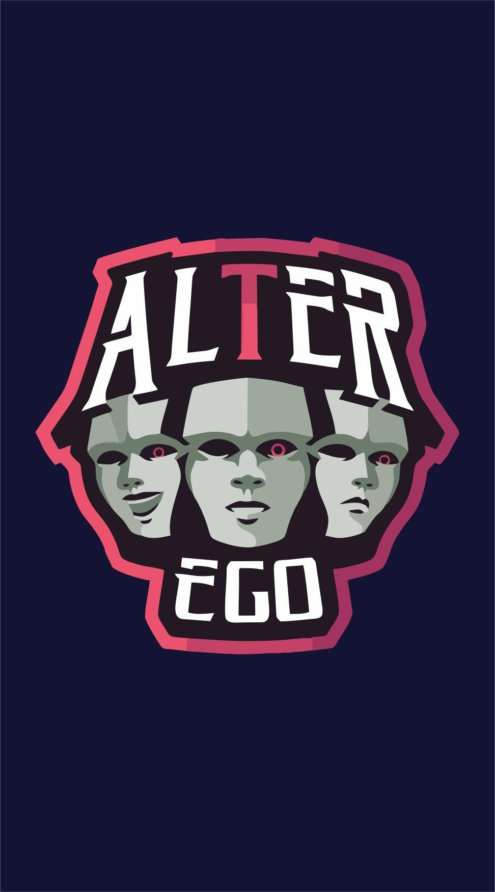 Alter Ego E Sport Di 2021 Logo Hewan Logo Keren Seni Modern Anime boy ego wallpaper
