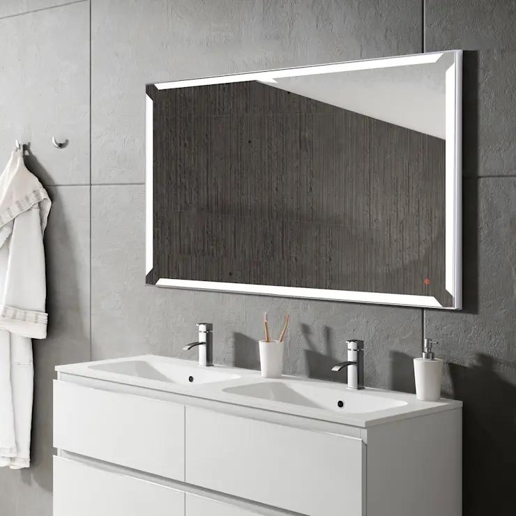 Espejos con luz propia para tu baño   homify en 2020 ...