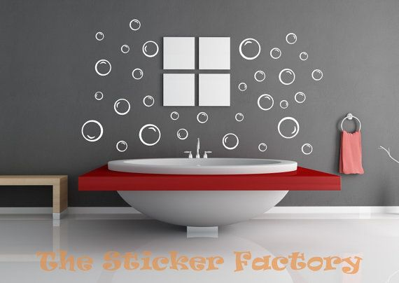 Hey I Found This Really Awesome Etsy Listing At Httpwwwetsy - Vinyl vinyl wall decals bubbles