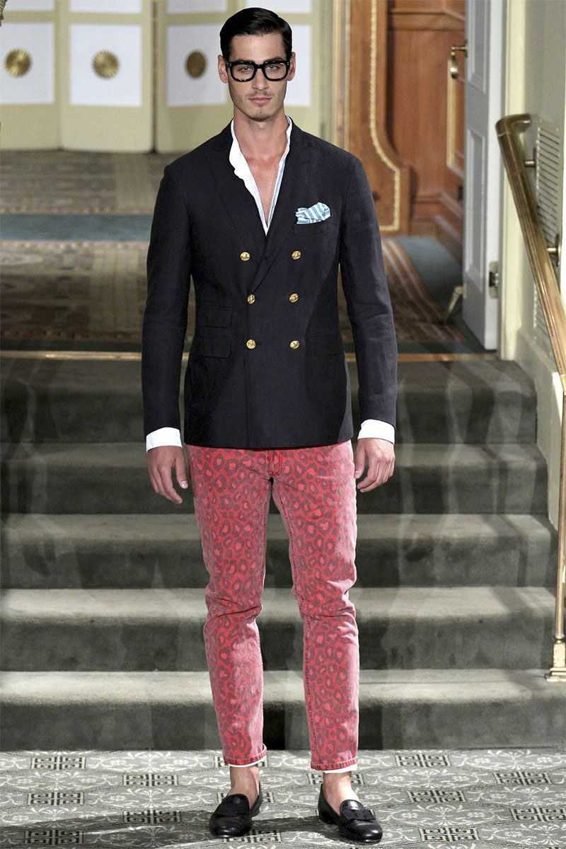 #MichaelBastian Spring/#Summer2014 during #NewYork #FashionWeek