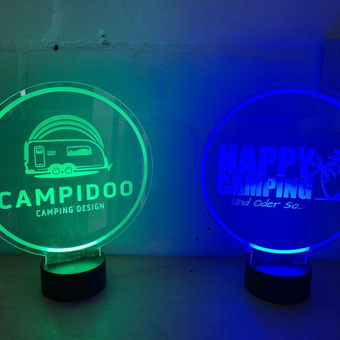 Neues Zeug Zum Spielen Mit Unserem Laser Led 3d Lampe Mit Jeder Art Von Motiven Oder Schriftzugen Erhaltlich Menge 1 Schon Fur 39 Individuell Angefertigt