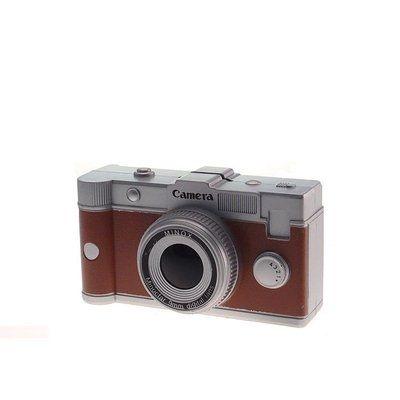 Cofre câmera retrô