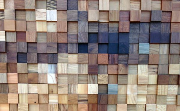 Wall Design In Wood : Beautiful wooden wall designs walls and
