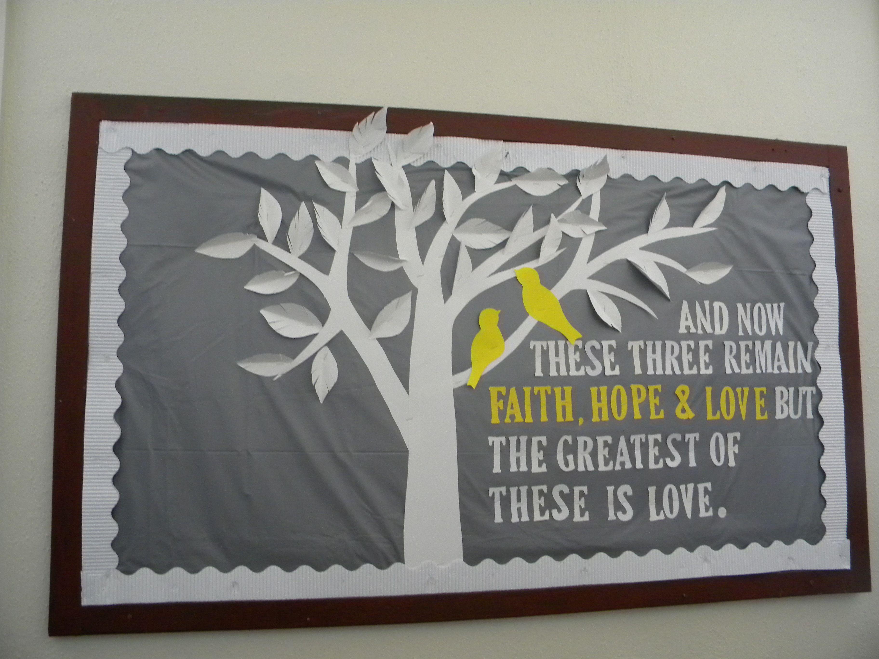 Preschool Thanksgiving Classroom Decorations ~ Sept church bulletin board for fcc … pinteres…