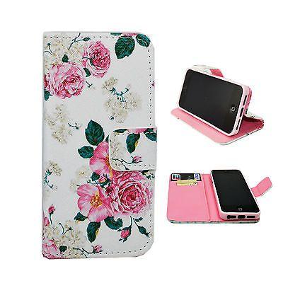 Pretty Flower Flip Stand Wallet Leather Case Cover Skin For Apple iPhone 5 5G 5S https://t.co/klJNaCbDoW https://t.co/RUusdduroN