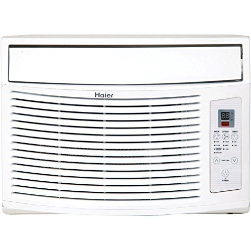 Haier ESA410K 10000 BTU 115V WindowMounted Air Conditioner ... on