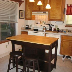 Small Kitchen Islands With Seating For 2