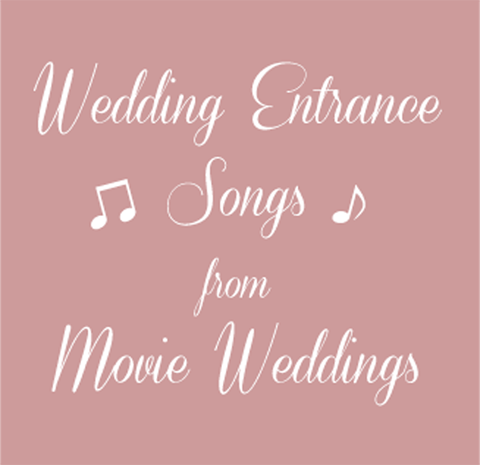 Songs Movie Brides Walked Down The Aisle To Favorites Dream By Priscilla Ahn WeddingCountry