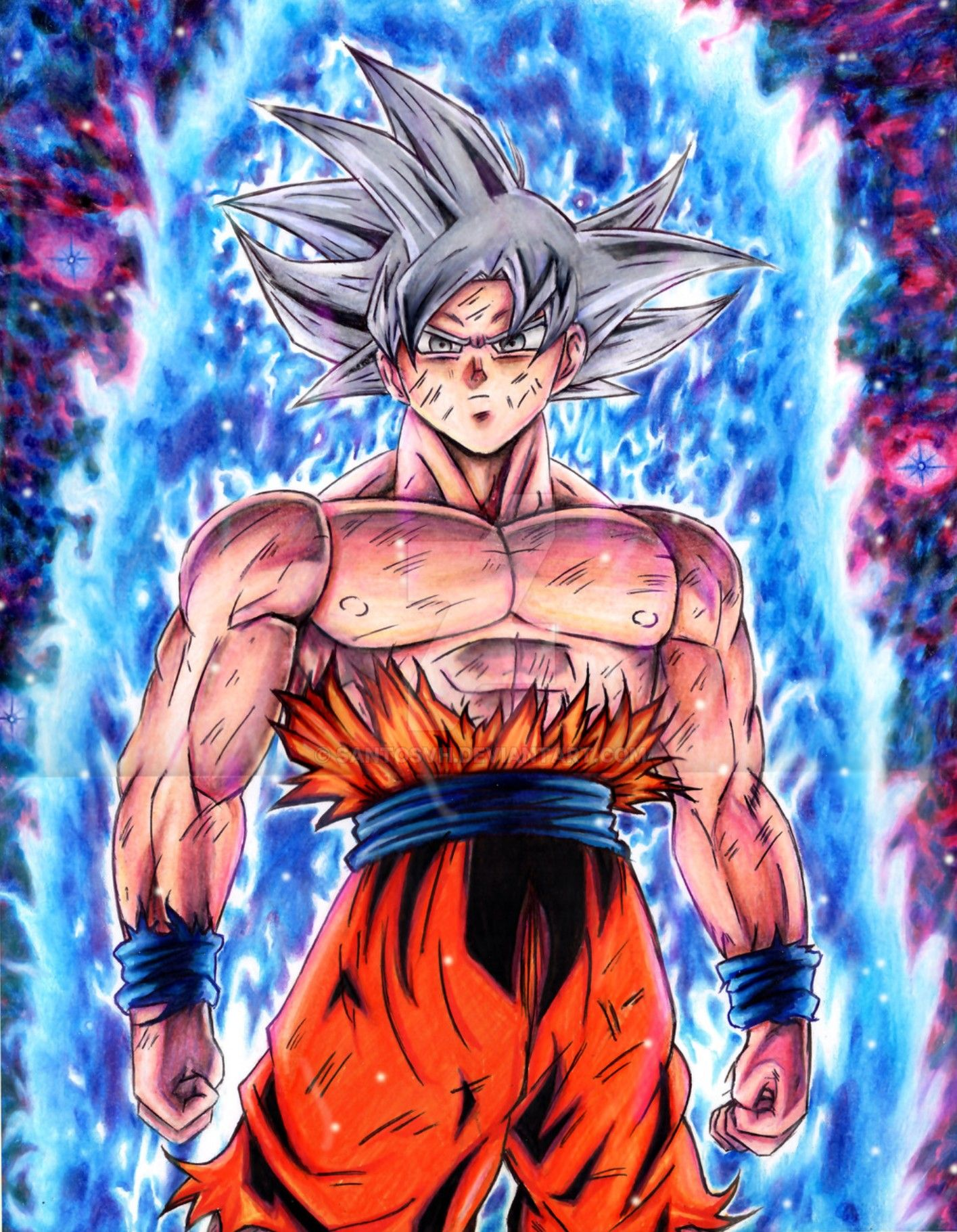 Goku Ultra Instinct Mastered Dragon Ball Super Anime Dragon Ball Super Dragon Ball Super Art Dragon Ball Goku