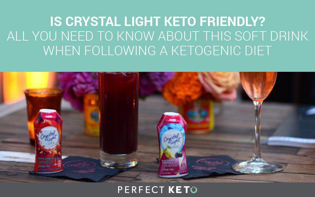 ketogenic diet crystal light