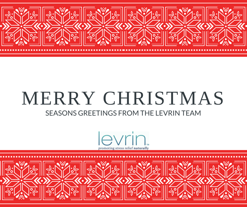 Merry Christmas from the Levrin Team! We hope you have a wonderful time with your friends and family! #Christmas #HappyHolidays