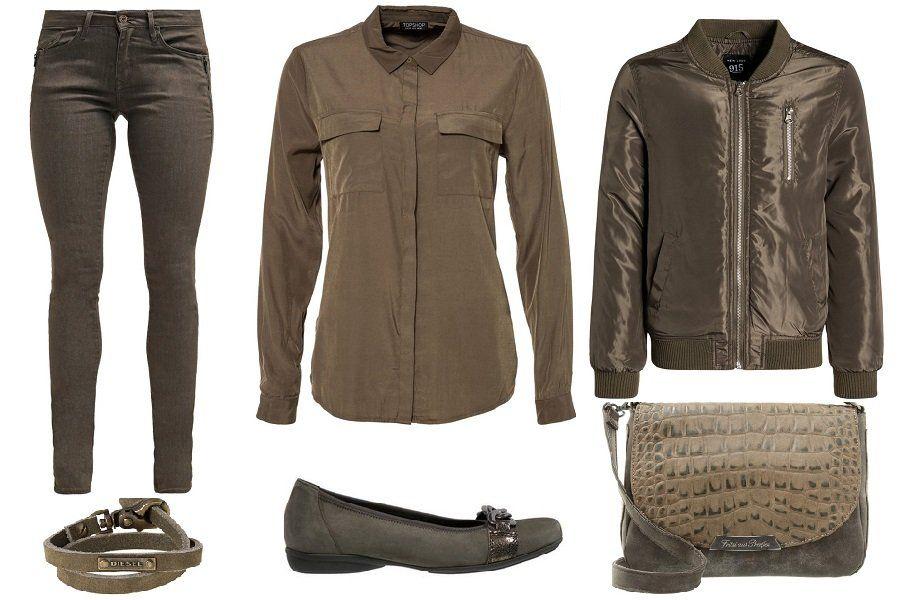 Styl Militarny Na Wiosne I Lato Zainspiruj Sie Fashion Polyvore Polyvore Image