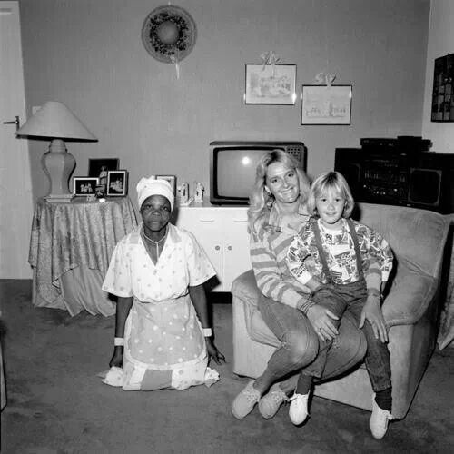 african american maids