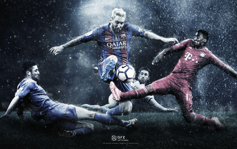Lionel Messi 2017 Wallpaper Images ~ Desktop Wallpaper Box ...