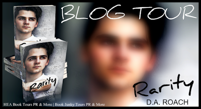 I Heart YA Books: Blog Tour with Excerpt & Giveaway for 'Rarity' by ...